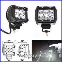 Off Road LED Light Bar 52 300W 12V-24V Combo Led Light Bar For Land Rover Suzuk
