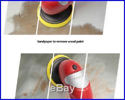 Polishing machine battery for car polish both direct charge battery 12V
