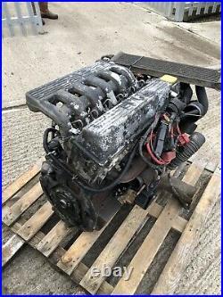 RANGE ROVER P38 2.5 BMW DIESEL COMPLETE ENGINE 94-99 5 S MANUAL TRANS 162k Miles