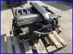 RANGE ROVER P38 2.5 BMW DIESEL COMPLETE ENGINE 98-02 LATE TYPE 159k Miles
