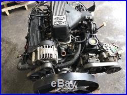 RANGE ROVER P38 4.0 V8 GEMS COMPLETE ENGINE IDEAL CUSTOM HOTROD ETC 124k Miles