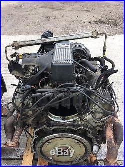 RANGE ROVER P38 4.6 V8 COMPLETE ENGINE 105k HOTROD CUSTOM 94-99 GEMS