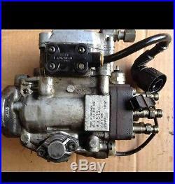 RANGE ROVER P38 Bmw 2.5 Diesel Fuel Injector Pump Good Condition