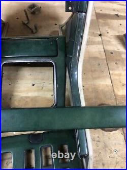 RANGE ROVER P38 Full Set Green Wood Walnut Genuine Vogue SE Very Rare