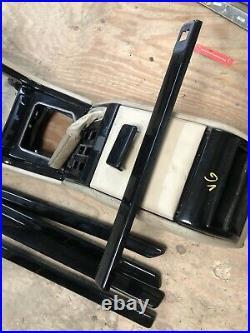 RANGE ROVER P38 Full Set Piano Black Genuine Vogue SE Very Rare