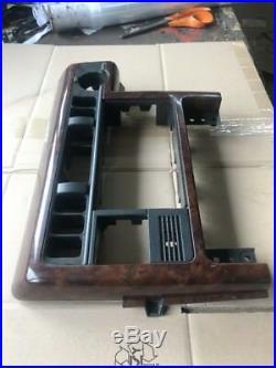 RANGE ROVER P38 Walnut Dash Switch Panel Surround 94 To 02 Wood Good