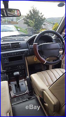 Range Rover 2.5 Dhse P38 Auto Diesel