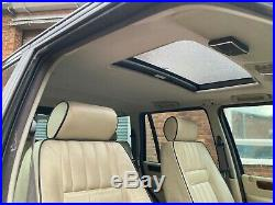 Range Rover 4.6ltr Vogue P38 THOR Engine 2000