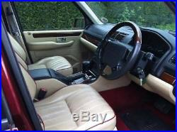 Range Rover P38A Bordeaux Limited Edition Only 200 made in the UK