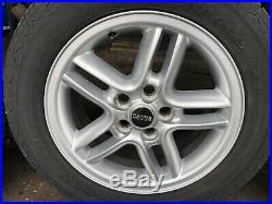 Range Rover P38 18 Hurricane Alloy Wheels Tyres 255/55/18 94-02 Discovery 2 Exc