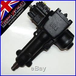 Range Rover P38 1994 to 2002 V8 Remaufactured Steering Box (Exchange)