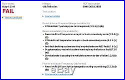Range Rover P38 1997 4.6 LPG spares or repair