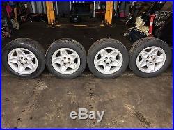 Range Rover P38 2.5 4.0 4.6 255/60/18 Mondial Alloy Wheels With Tyres 18