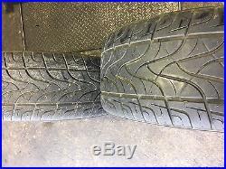 Range Rover P38 2.5 4.6 4.0 22 Deep Dish Alloy Wheels Tyres 285/35/22 94-02