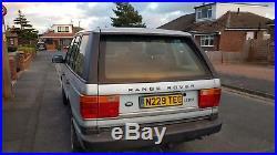 Range Rover P38 2.5 DSE auto 1996