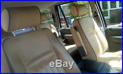 Range Rover P38, 2.5 Diesel, blue, X reg, 75000 miles