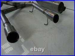 Range Rover P38 2.5 Dse Stainless Steal Exhaust
