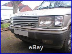 Range Rover P38 2.5 turbo diesel 5 speed manual 1995 Cloth 12 months MOT