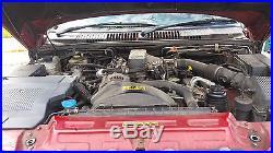 Range Rover P38 4.6HSE Auto LPG Conversion