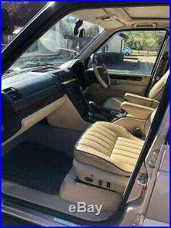 Range Rover P38 4.6 Vogue with LPG