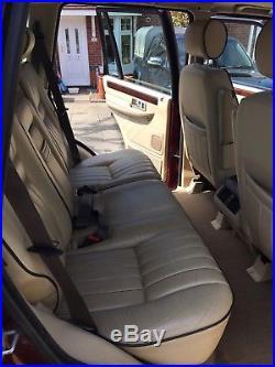 Range Rover P38 DHSE 2.5 Auto