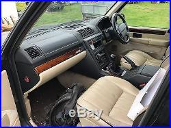 Range Rover P38 DSE 2.5 diesel 1998 10 months MOT Land Rover