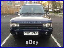 Range Rover P38 Diesel 2001