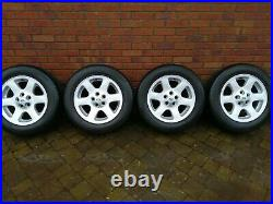 Range Rover P38 Discovery TD5 18 Comet Wheels