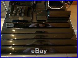 Range Rover P38 Genuine Piano Black Interior Trim Set