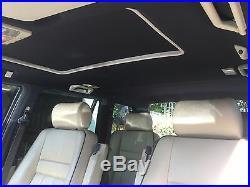 Range Rover P38, HEADLINING ROOF RE-TRIMMING SERVICE TAUNTON BLACKBROOK AUTOTRIM