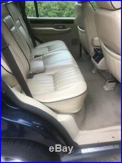 Range Rover P38 HSE 4.6 Auto Petrol / LPG