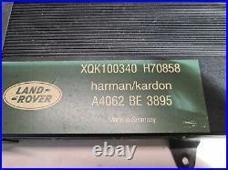 Range Rover P38 Harman Kardon Amp. Xqk100340 H70858
