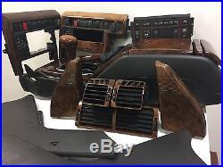 Range Rover P38 Interior Walnut Set + Freebies