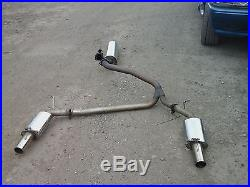 Range Rover P38 Janspeed Stainless Exhaust System