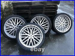 Range Rover P38 L322 22 Wheel Landrover Discovery Set 4x Tyres Toyo Proxes S/T