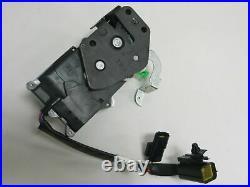 Range Rover P38 New Genuine RHD Front Right Door Lock (Twin Plug) FQJ103220