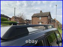 Range Rover P38 Roof Rails/bars