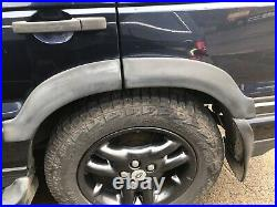 Range Rover P38 Rubber Wheel Arch Trims