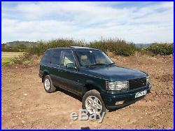 Range Rover P38 V8 4x4 4.6 HSE LPG + Petrol