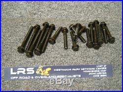 Range Rover P38 V8 Full Engine Gasket With Head Bolts Full V8 Rebuild Kit
