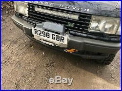 Range Rover P38 V8 Lpg Off Roader Road Legal