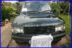 Range Rover P38 Vogue 4.6 Low Miles