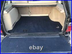 Range Rover P38 Vogue Nappa Leather Interior Complete With Blue Carpets and Trim