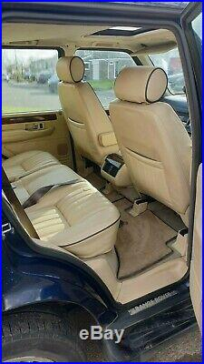 Range Rover P38 X Reg (2000) FSH 120K