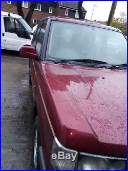 Range Rover p38 2000 4.0 LPG