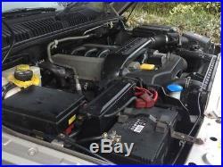 Range Rover p38 2.5 (BMW Diesel) 2002