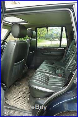 Range Rover p38 4.0 v8 thor brc lpg 2001 auto