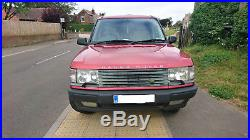 Range Rover p38 4.6 v8 HSE in stunning Rioja Red (Price Reduced)