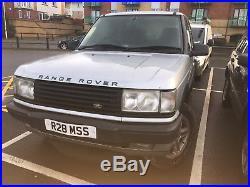 Range Rover p38 diesel Read Description