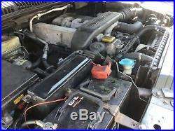 Range Rover p38 manual 2.5 Diesel Vogue COIL SPRINGS